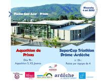 Aquathlon de Privas - Privas