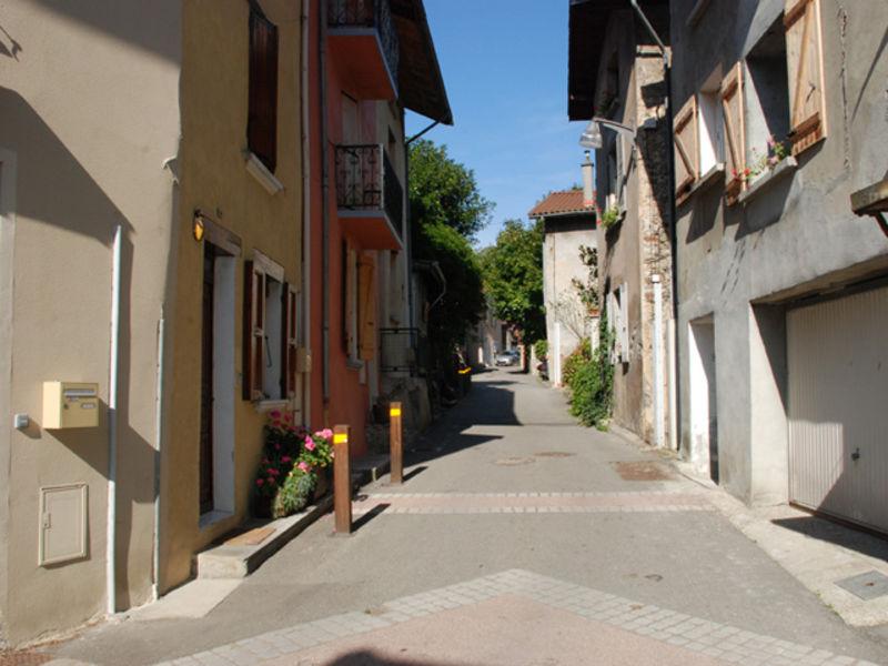 Quartier du Château de Paille Vizille