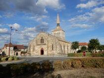 Église Saint-Prejet Façade Ⓒ Mairie - 2020