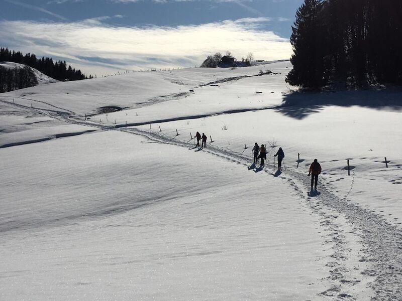 Cross-country skiing club
