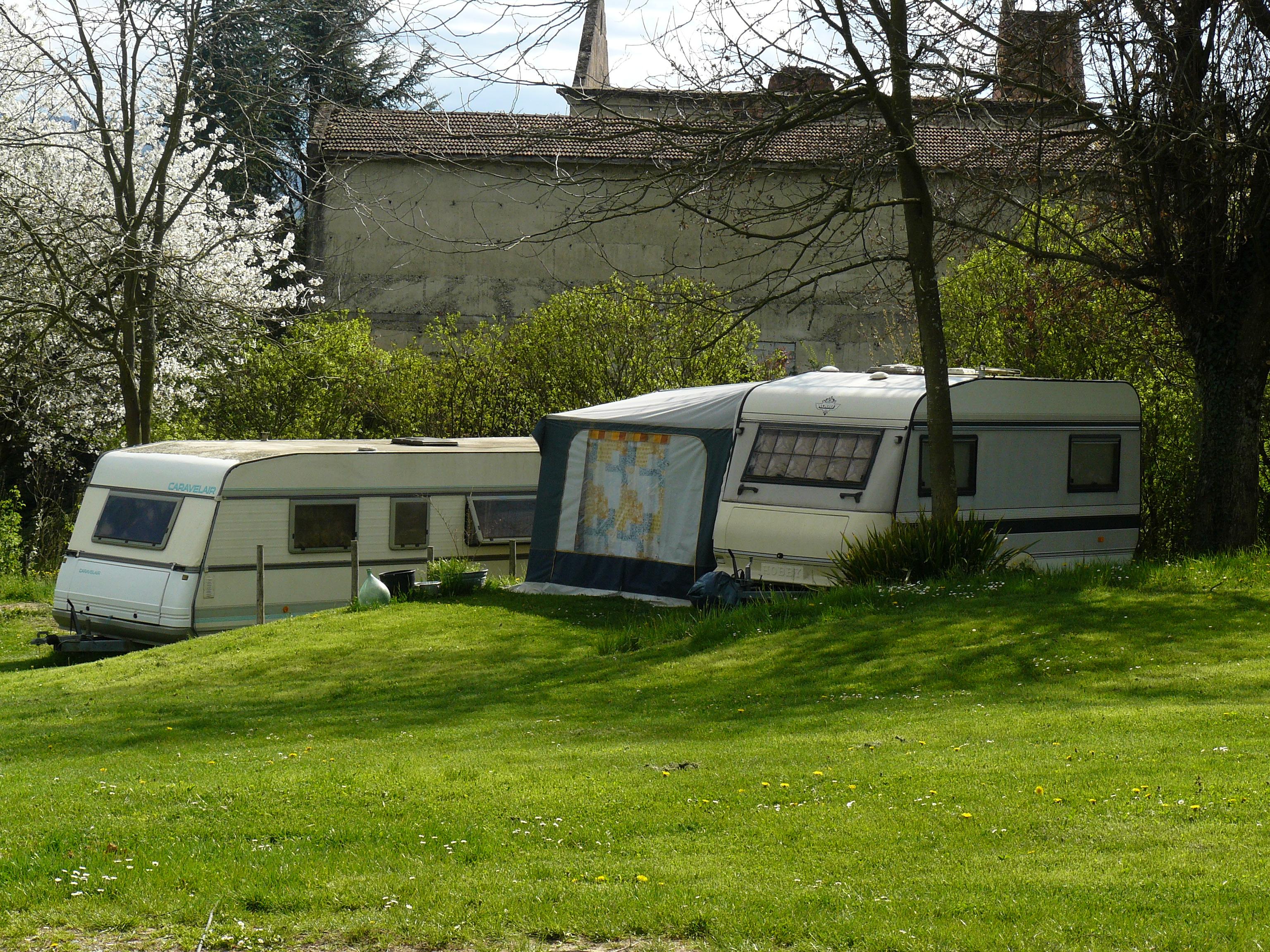 """Camping à la ferme """"Les Carrets"""""""