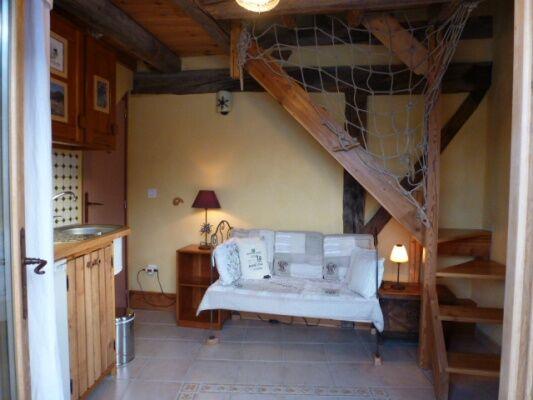Le Belvédère Petit Nid -Chambre d'hôtes -Château-Ville-Vieille -Queyras
