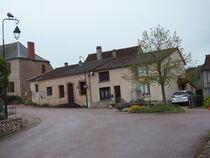 Place du village Ⓒ C.Bogros