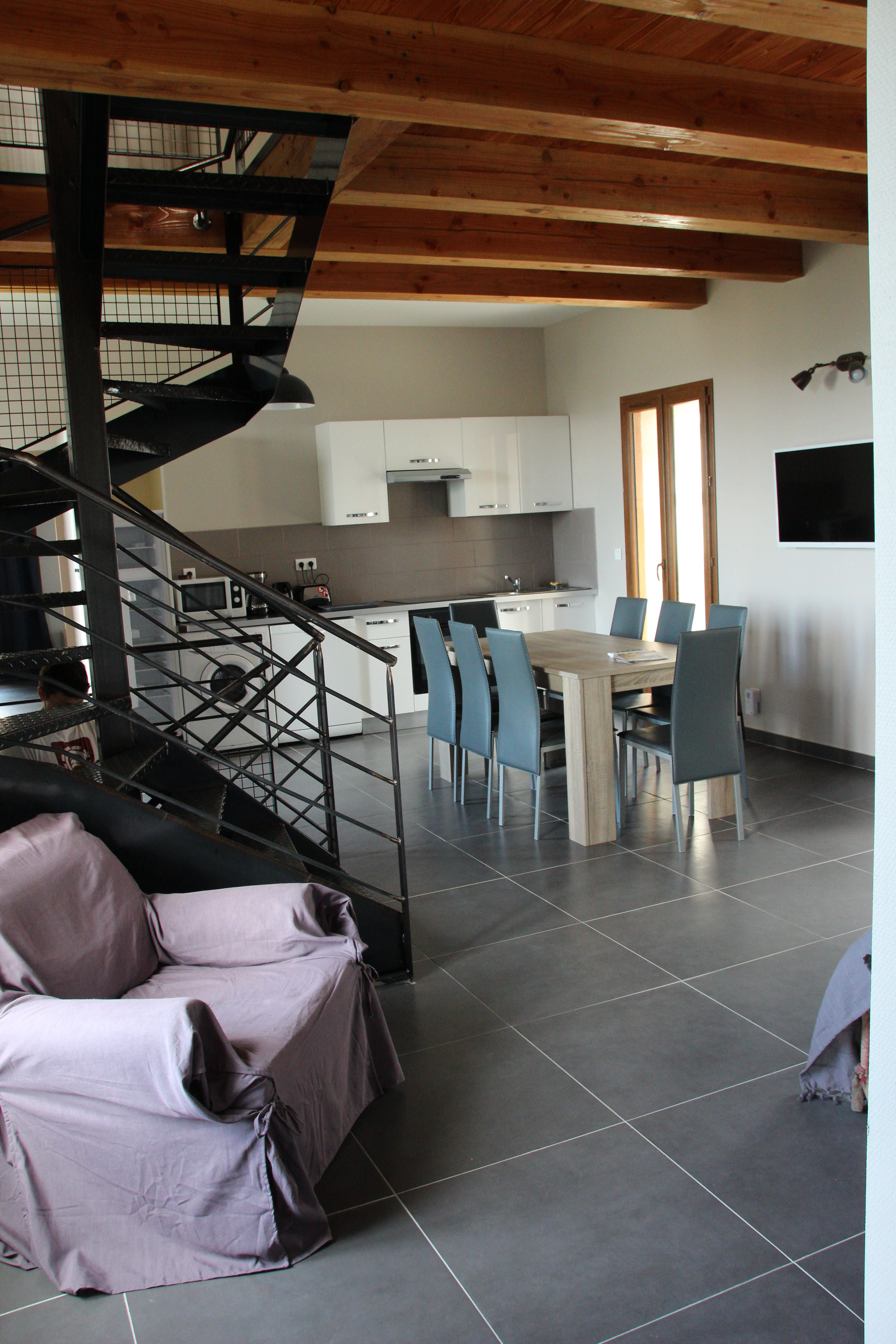 Gîtes à Privas en Ardèche Buissonnière. : Domaine de Chabanet - Gîte Celou