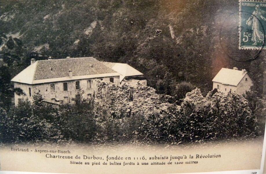 La chartreuse de Durbon