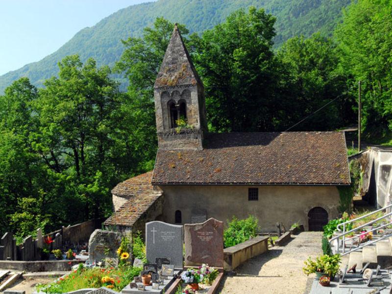 Eglise Sainte Marie à Notre Dame de Mésage