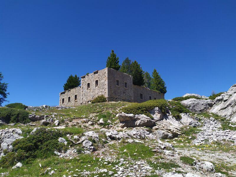 Fort de la Lausette - © FGuffroy