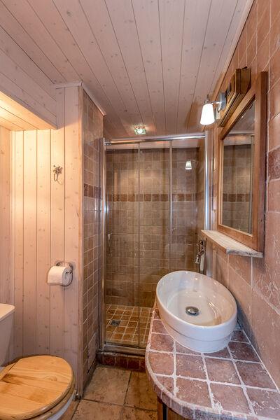 Chalet Super Rochebrune salle de douche - © G.BARON