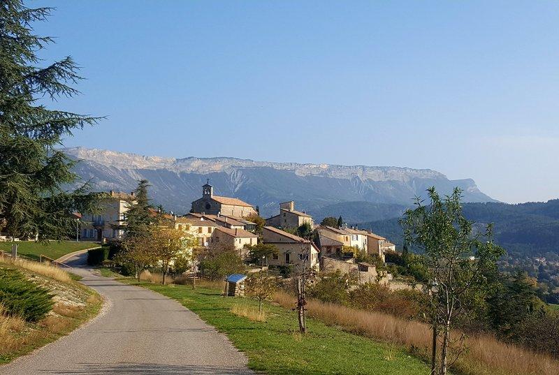 Le village de Lagrand