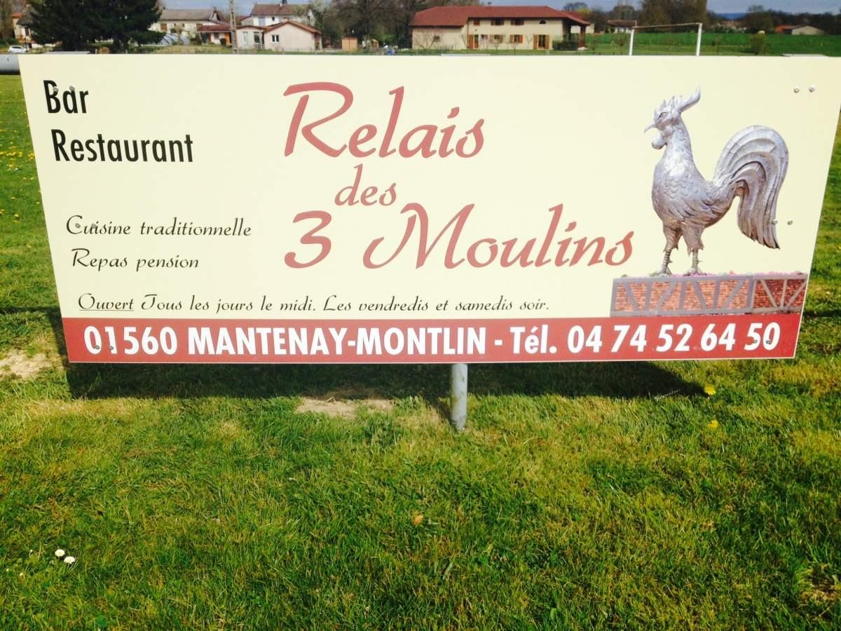 Restaurant Le Relais des Trois Moulins
