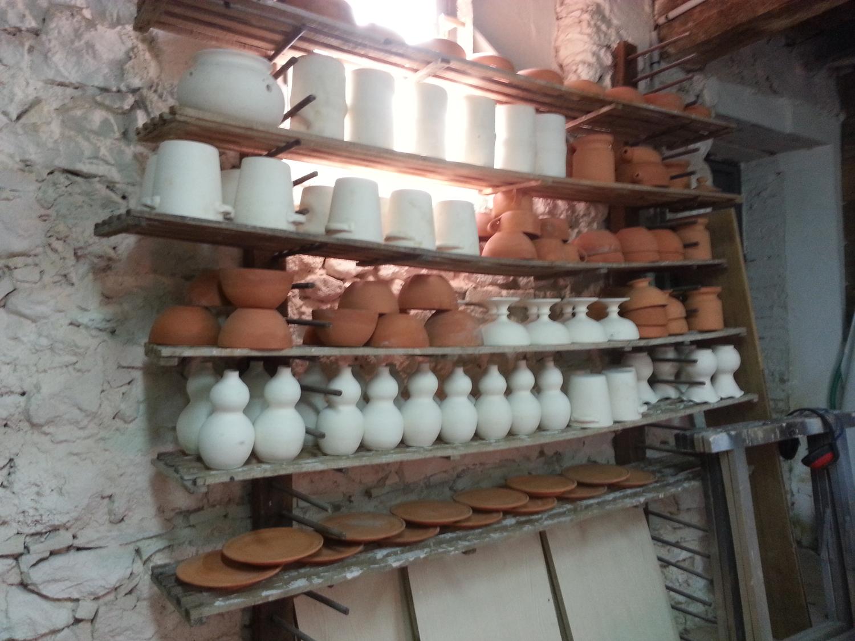 Ceramic'Lamerand - Poterie du Château