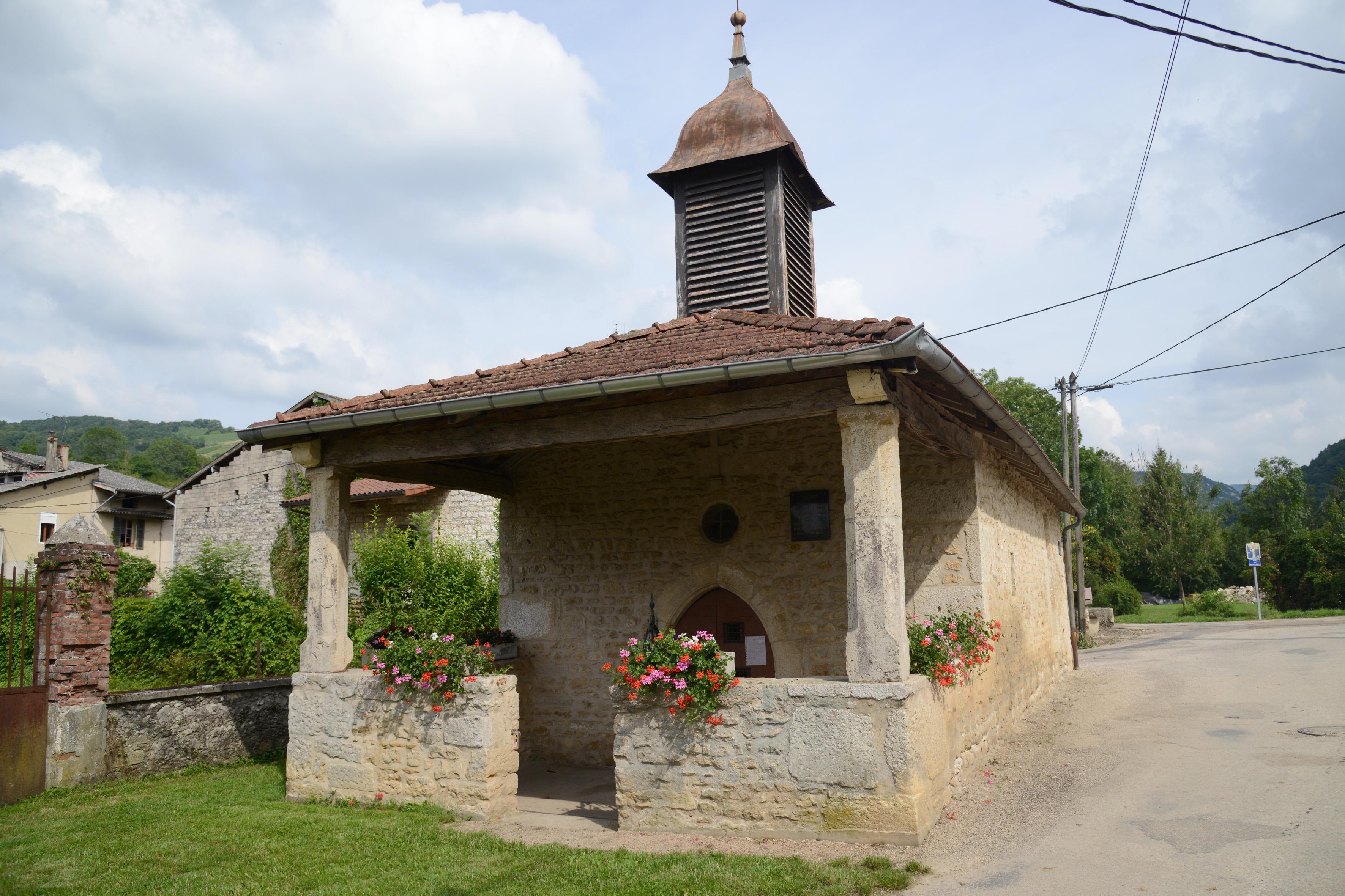 Chapelle de Leymiat