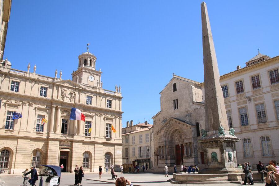 L'obélisque romain