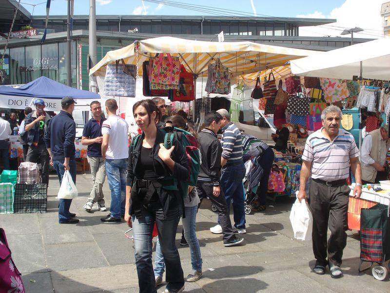 Marché de Turin