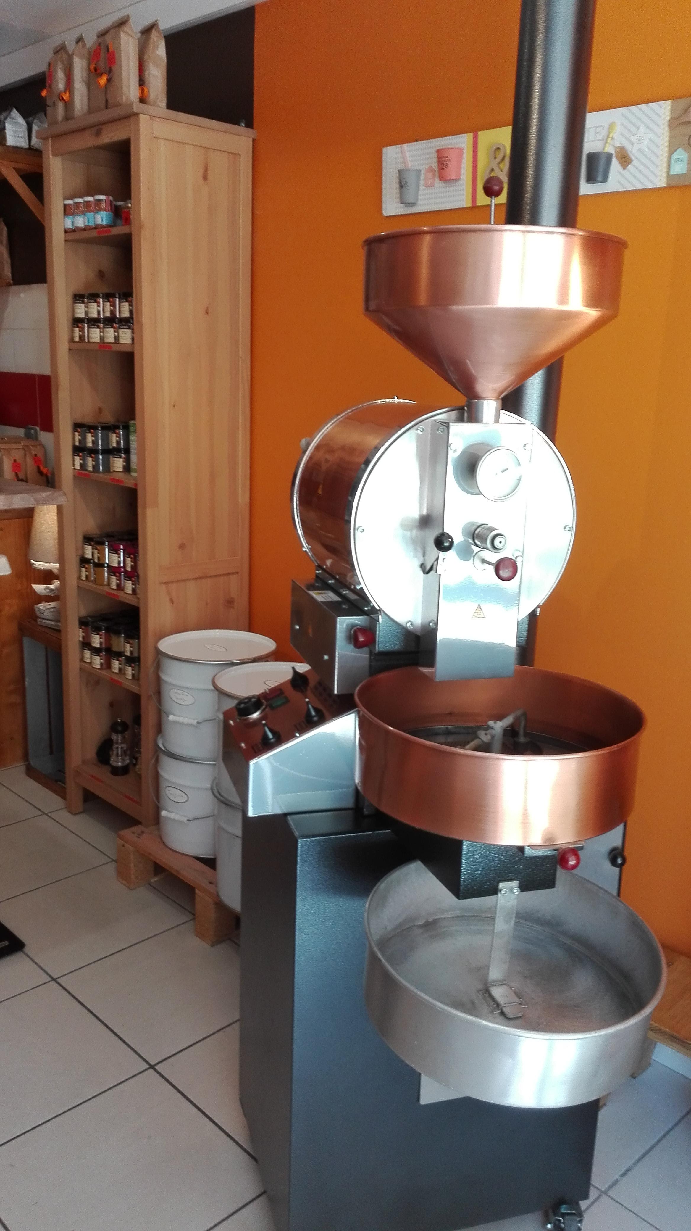 L'îlot café