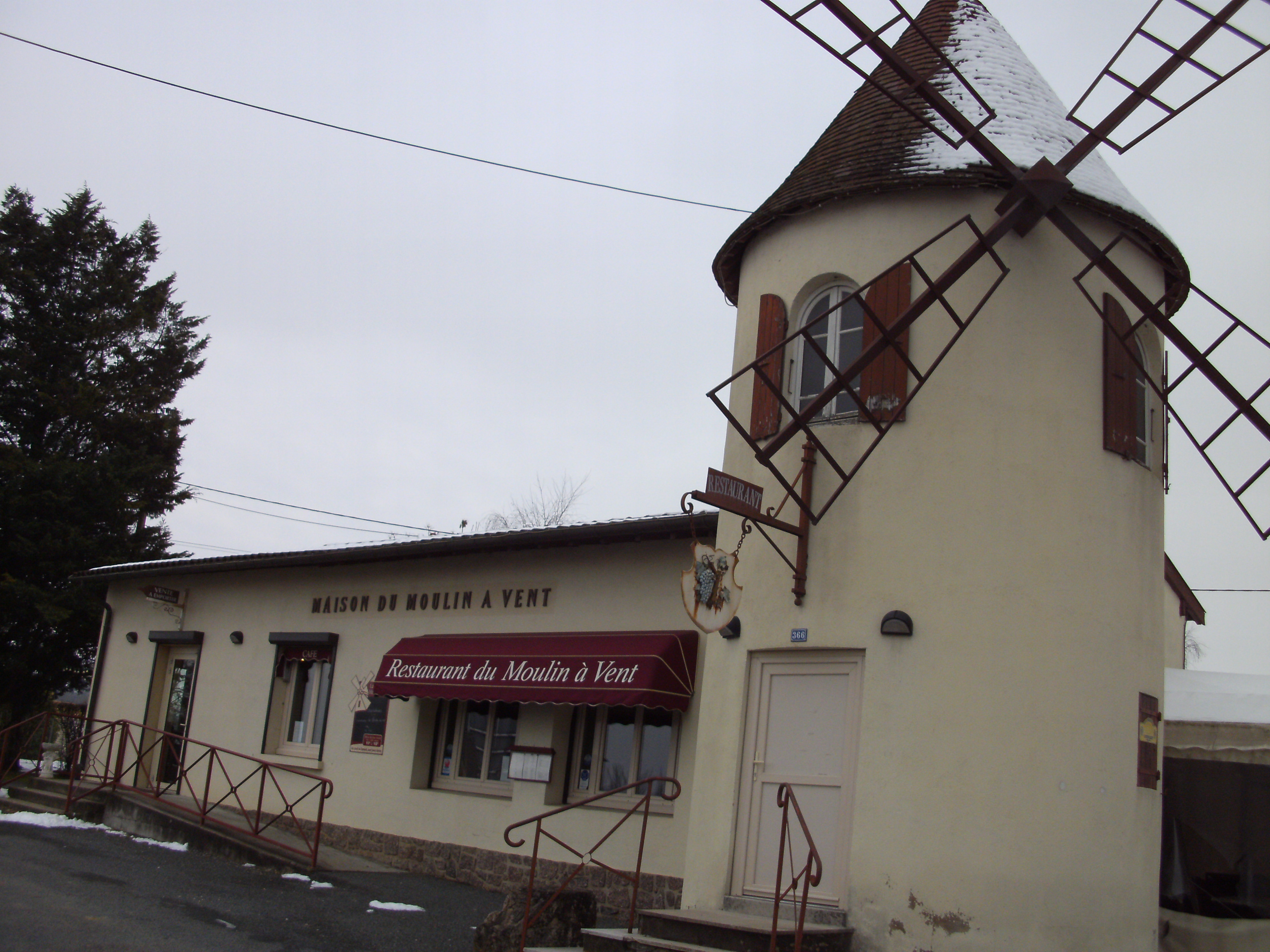 Hotel moulin a vent