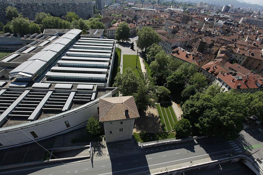 Esplanade du musée