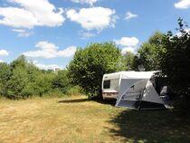 Camping La Chassagne Emplacement caravane Ⓒ Camping la Chassagne - 2019