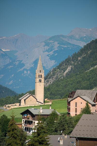 Eglise Sainte-Cécile - © Images et reves