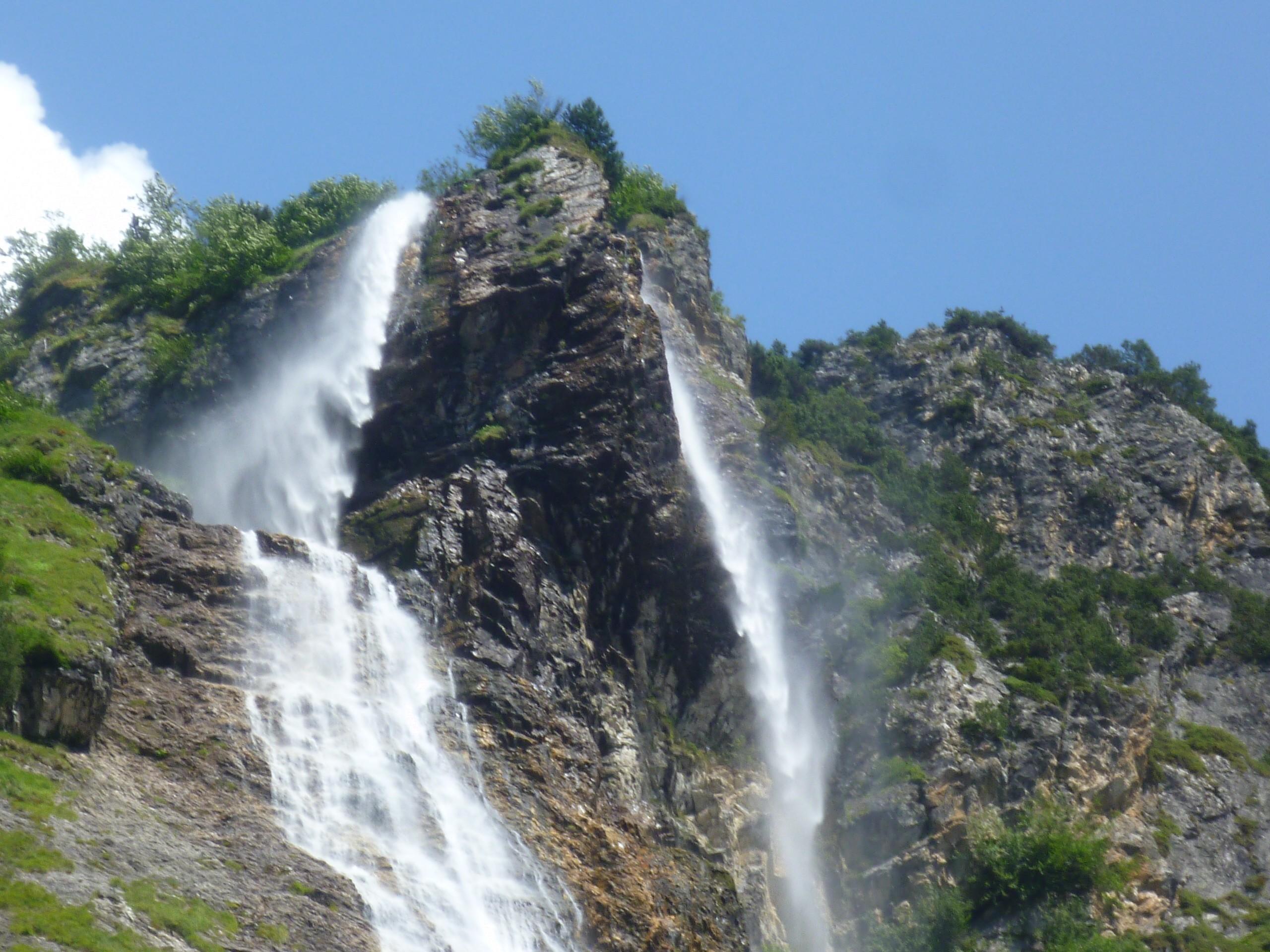 Cascade de la Vuzelle - Planay