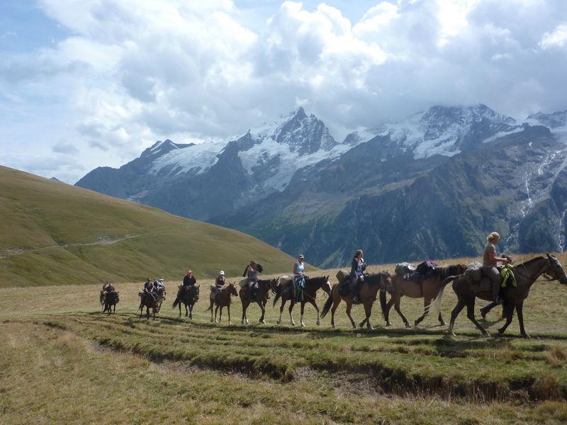 Randonnée au départ de la Ferme Equestre des 4 Chemins