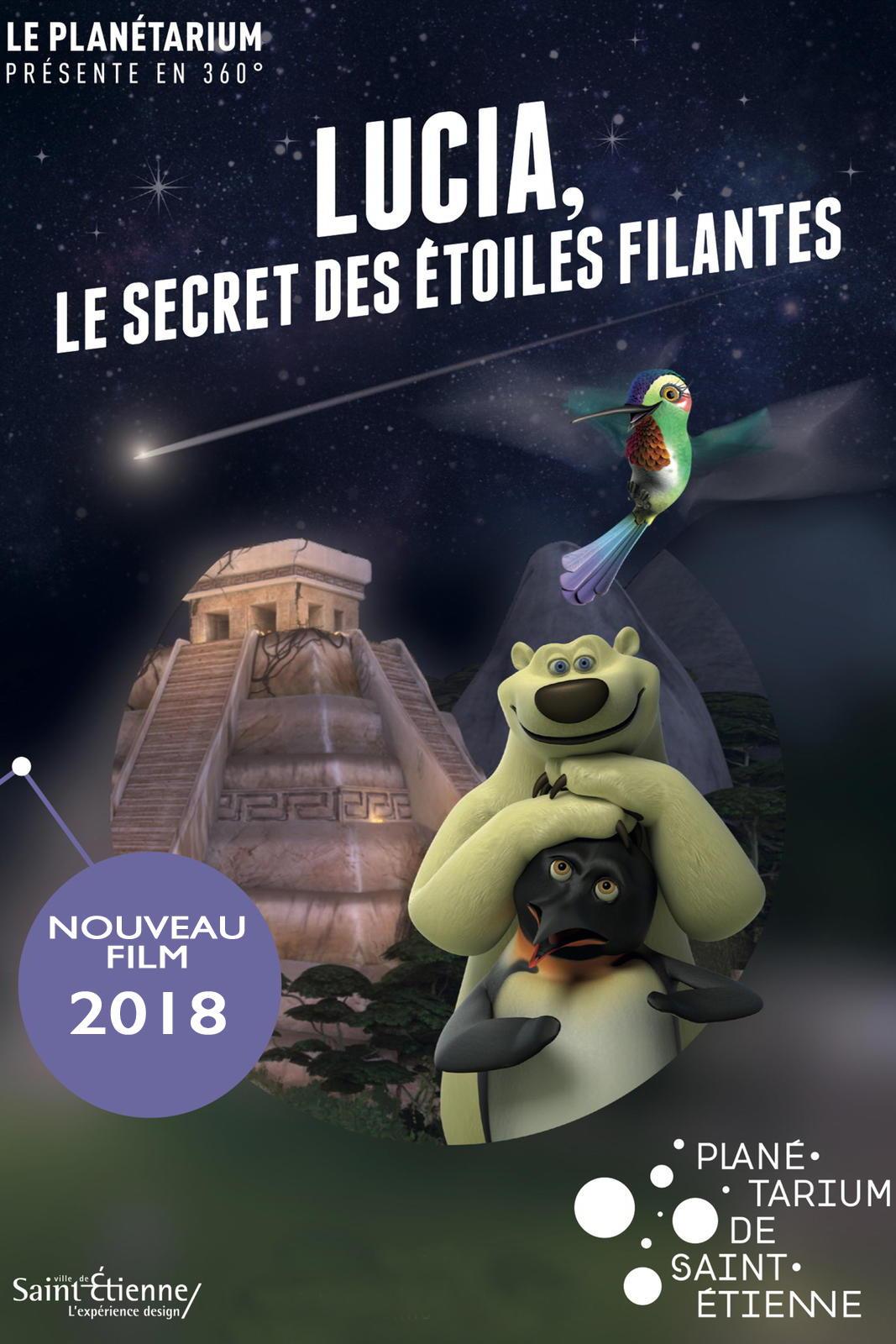 Lucia, le secret des étoiles filantes (3D)