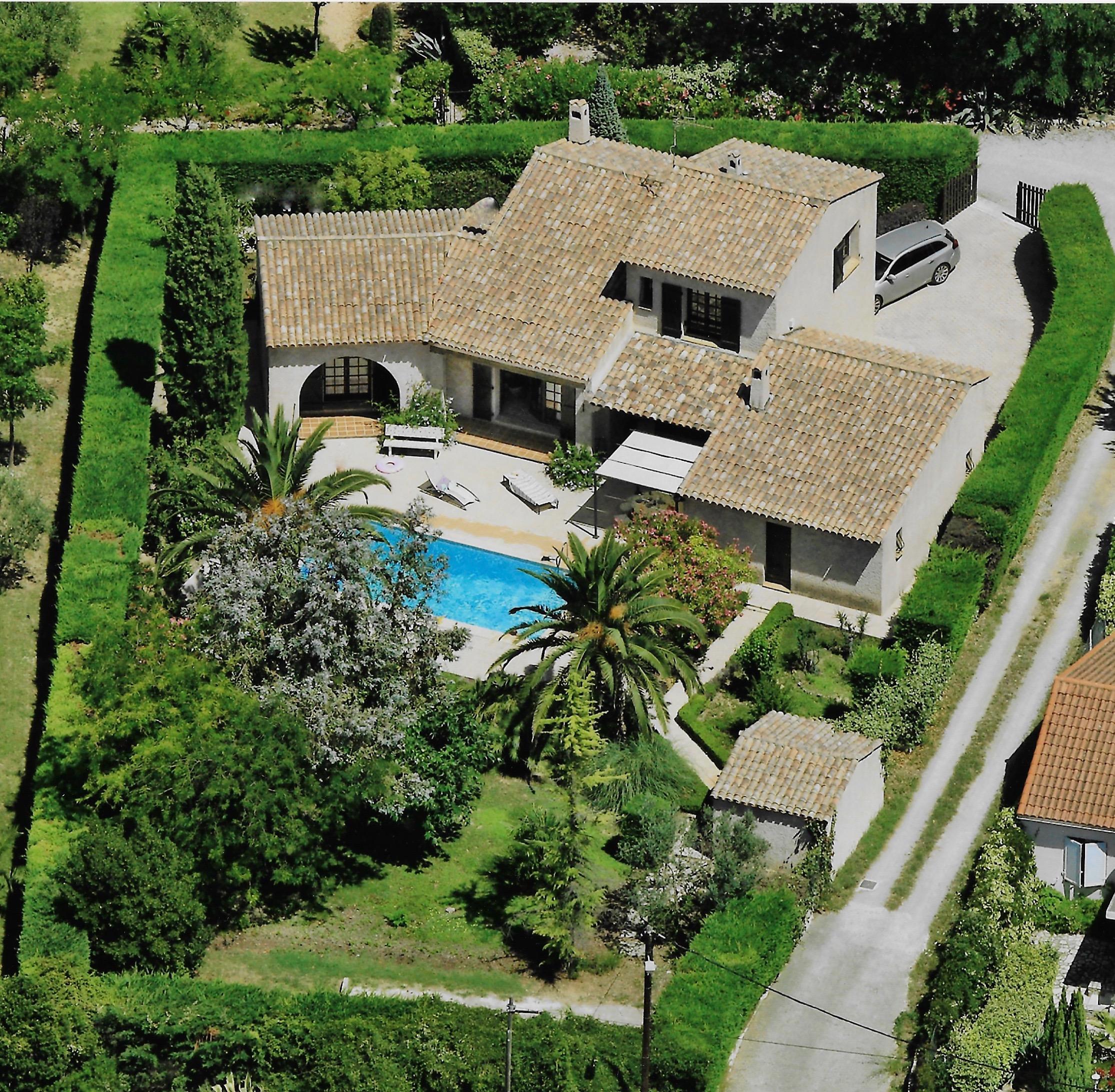 Villa Provençale - Bonnarens Carole