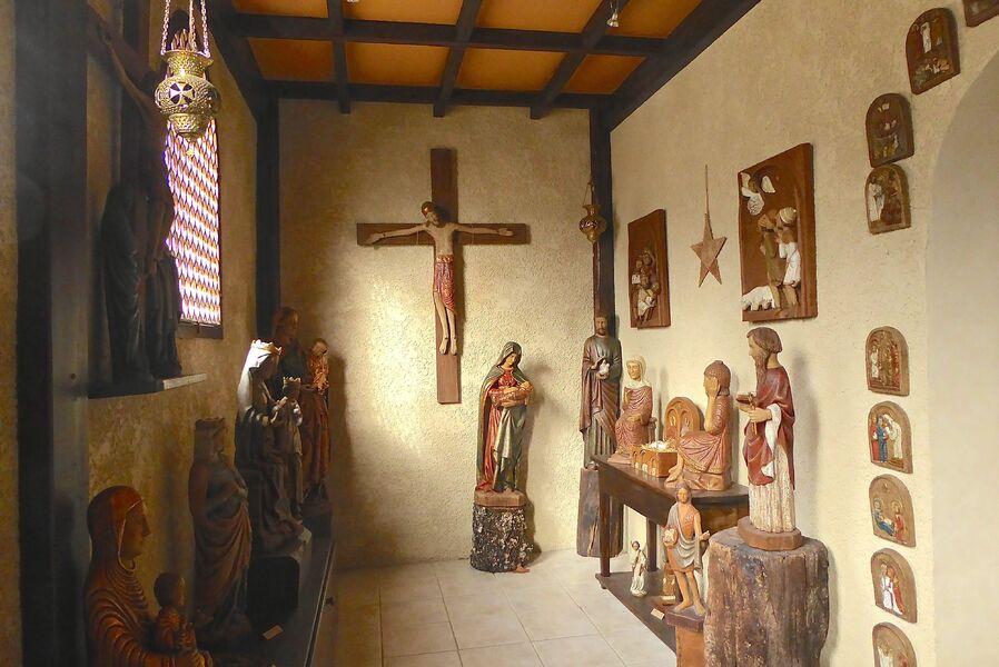 Activités culturelles - Artisanats des Monastères de Bethléem