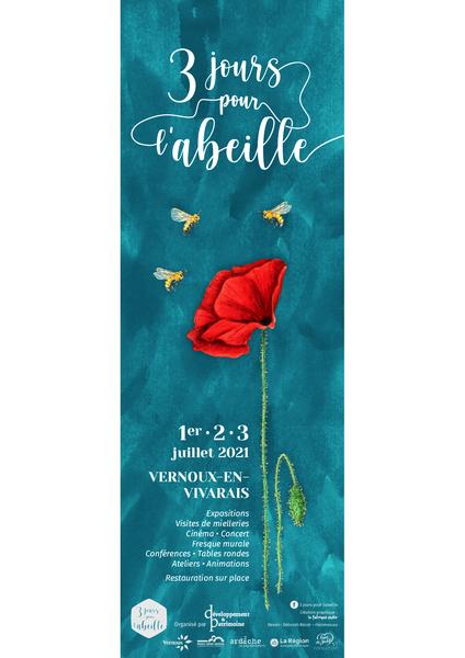 Marché nocturne de producteurs, apiculteurs et artisans d'art - Vernoux-en-Vivarais