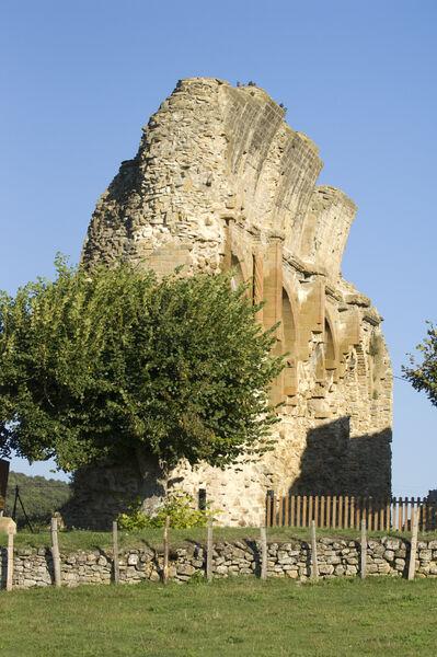 Visites guidées du Prieuré de Saint-André-de-Rosans - � Eric Burlet