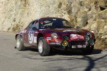 21 ème Rallye de Monte Carlo Historique - Privas