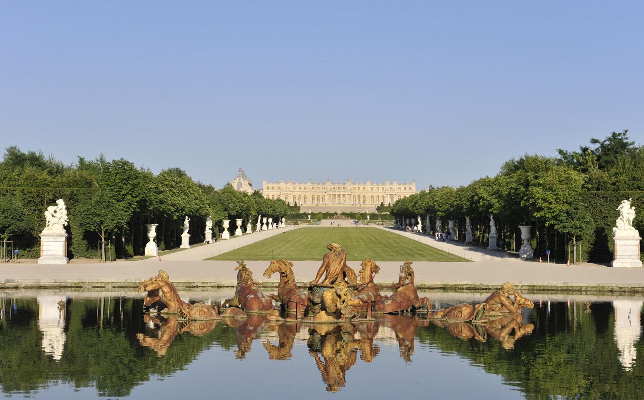 Jardins du ch teau de versailles versailles office de - Jardin du chateau de versailles gratuit ...