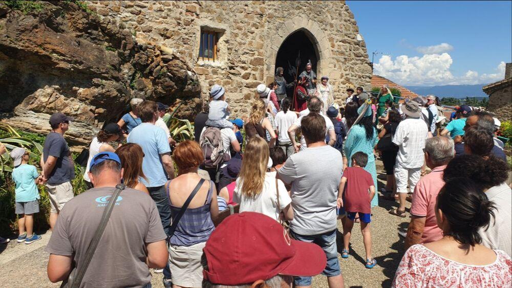 Visite guidée groupe - Les Compagnons de Charmes - Charmes-sur-Rhône