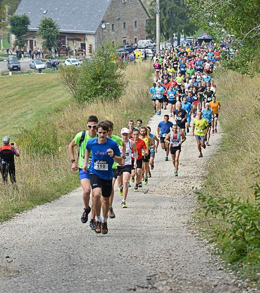 Trail - La Gi J'y monte
