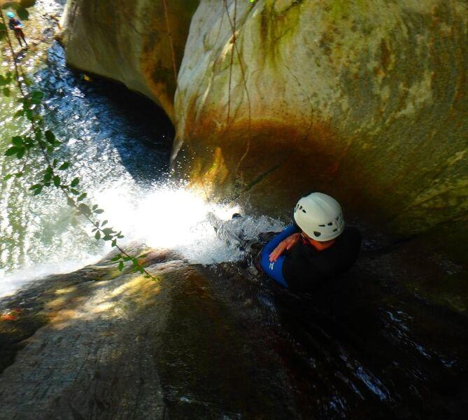 Toboggan - © Maloya canyon aventure