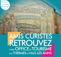 Pots des Thermes - Vals-les-Bains