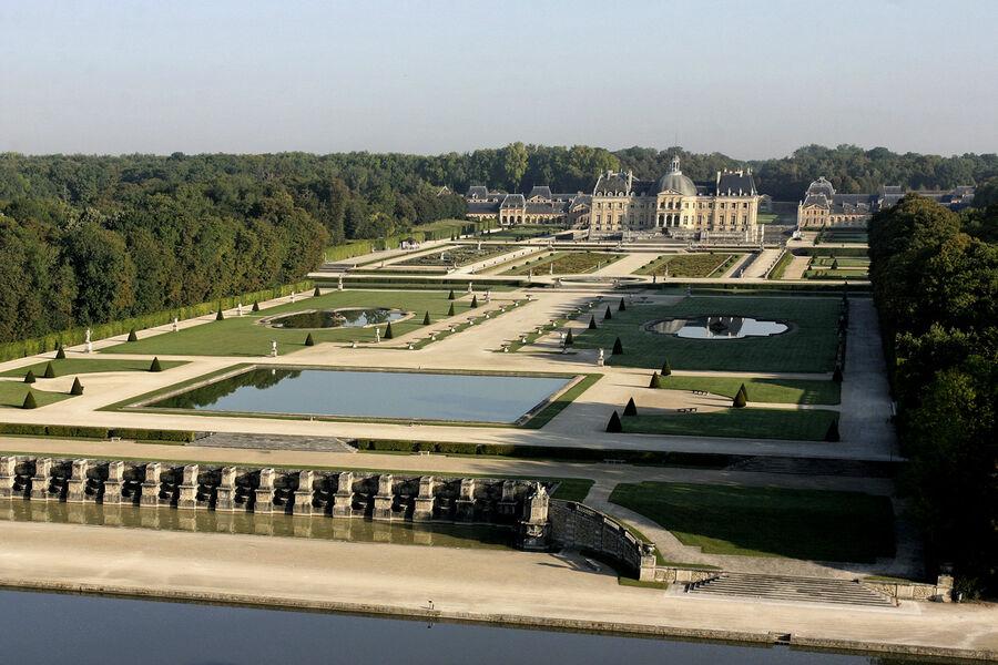 © Château de Vaux le Vicomte