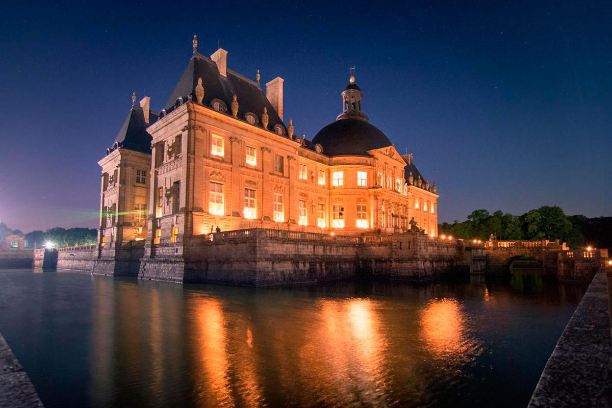 Soirée aux chandelles Vaux-le-Vicomte - © Erwann Maignan