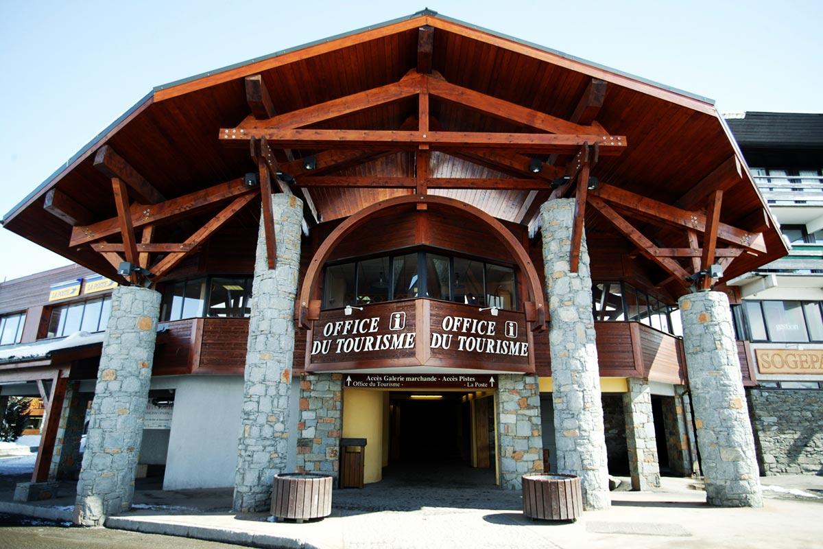 Office de tourisme des menuires la croisette les menuires - Office de tourisme emploi ...