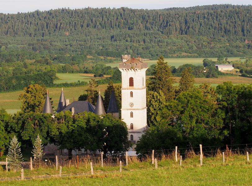 Journées du patrimoine - Château de Champdor