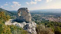 M+®rindol ruine chateau cr+®dit Matthieu Raffier