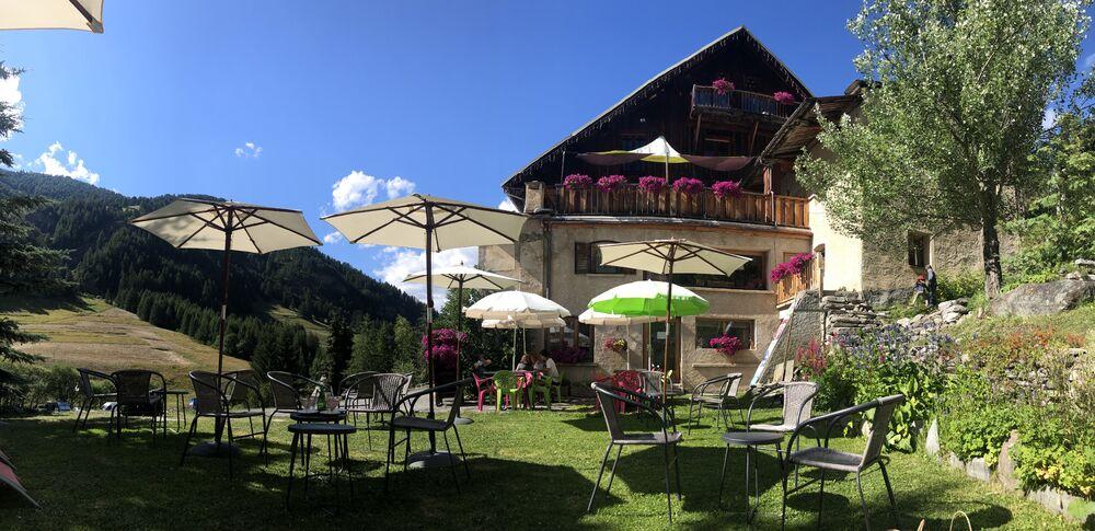 La Baïta du Loup -Hôtel / Restaurant -Saint Véran-Queyras