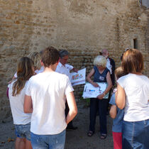 Visite ludique et didactique de Sainte Eugénie