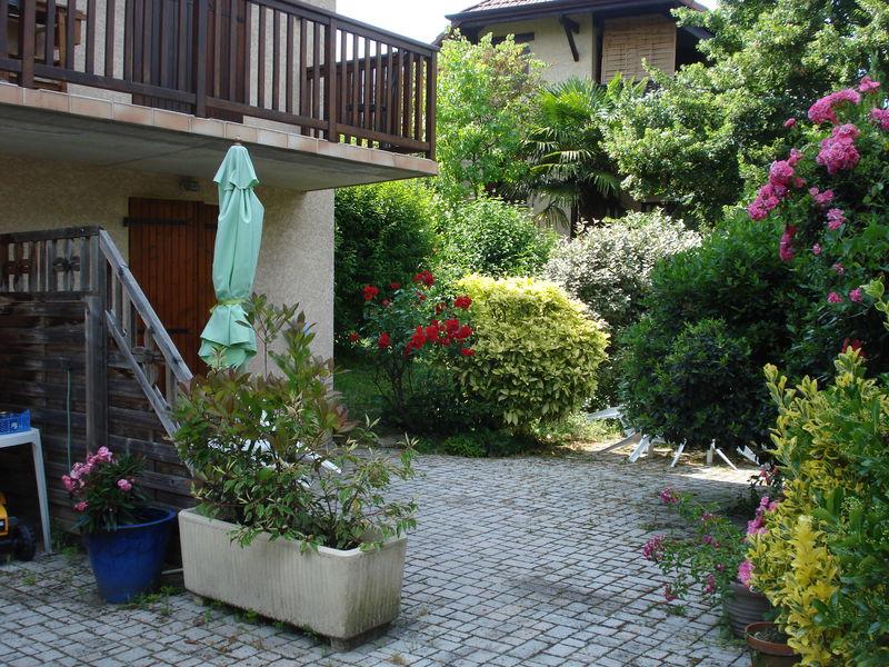 Location vacances Aix les Bains : Hébergement Savoie, location meublés de particulier à Aix les Bains - Challubert Texier Nicole