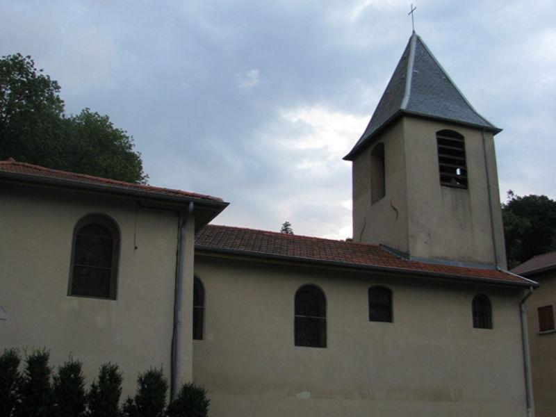 Eglise Saint Sulpice de Bresson