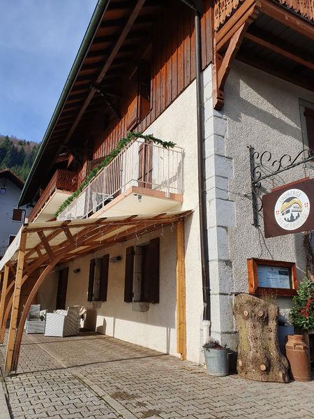 Auberge de Mégevette // meublés classés en location sur le Massif des Brasses