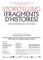 Visite du parcours artistique STORYTELLING [Fragments d'histoires] - Privas