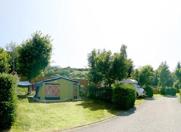 Camping VVF Le Roure à St Bonnet - © VFF Le Roure
