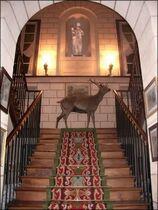 Saint Augustin escalier