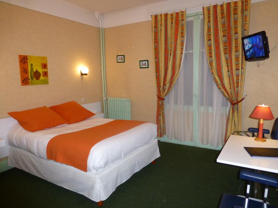 Hôtel Trianon Chambre Ⓒ Hôtel trianon/site internet